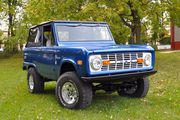 1976 Ford Bronco Sport
